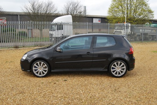 VW GOLF R32 - 250bhp (2008) - HEATED LEATHER - (Image 4)