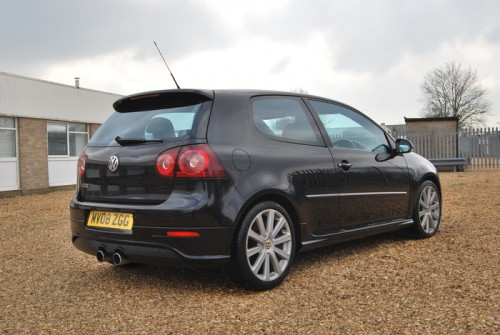 VW GOLF R32 - 250bhp (2008) - HEATED LEATHER - (Image 5)