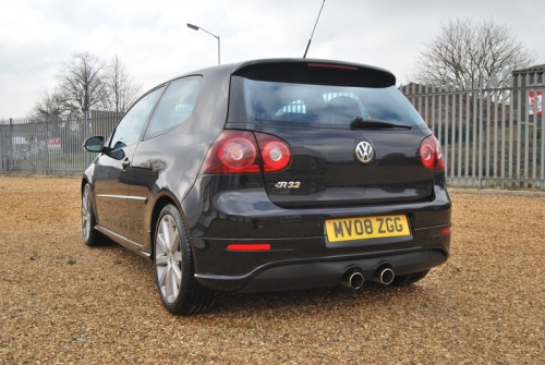 VW GOLF R32 - 250bhp (2008) - HEATED LEATHER - (Image 7)