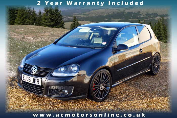 VW Golf GTI/R32 Replica (2006) - 1.6 FSI Sport