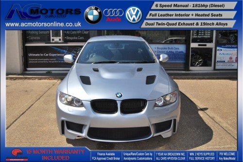 BMW 320D M3 M-Sport Highline (AC LCI DESIGN) COUPE (2009) - 174BHP - (Image 2)