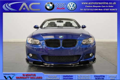BMW 320D M-SPORT (335 CONVERSION) Convertible (2010) - 174BHP - (Image 2)