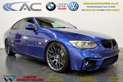 BMW 325I LCI SE (335 CONVERSION) COUPE (2010) - 214BHP - (Image 1)