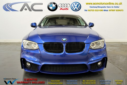 BMW 325I LCI SE (335 CONVERSION) COUPE (2010) - 214BHP - (Image 2)