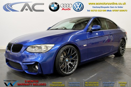 BMW 325I LCI SE (335 CONVERSION) COUPE (2010) - 214BHP - (Image 3)