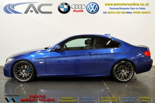 BMW 325I LCI SE (335 CONVERSION) COUPE (2010) - 214BHP - (Image 4)