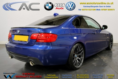 BMW 325I LCI SE (335 CONVERSION) COUPE (2010) - 214BHP - (Image 5)