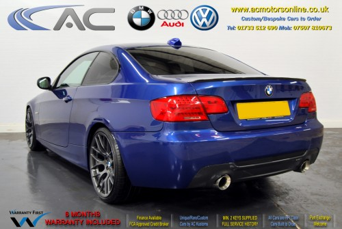 BMW 325I LCI SE (335 CONVERSION) COUPE (2010) - 214BHP - (Image 7)