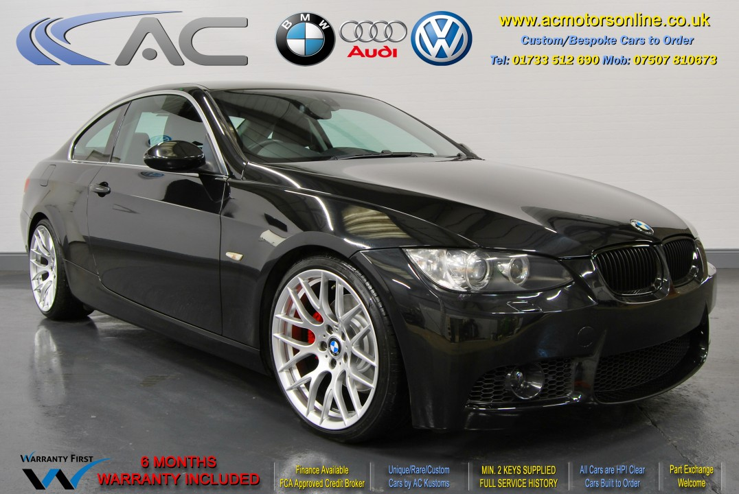 BMW 325i M3 Style (335 Conversion) COUPE (2007) - 214BHP
