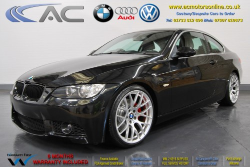 BMW 325i M3 Style (335 Conversion) COUPE (2007) - 214BHP - (Image 3)