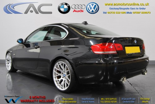 BMW 325i M3 Style (335 Conversion) COUPE (2007) - 214BHP - (Image 7)