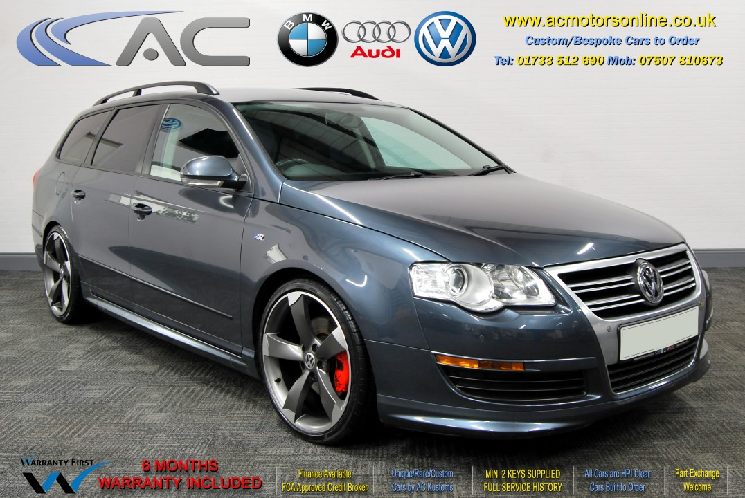 VW Passat R Line 2.0 TDI (2009) Estate - 140bhp