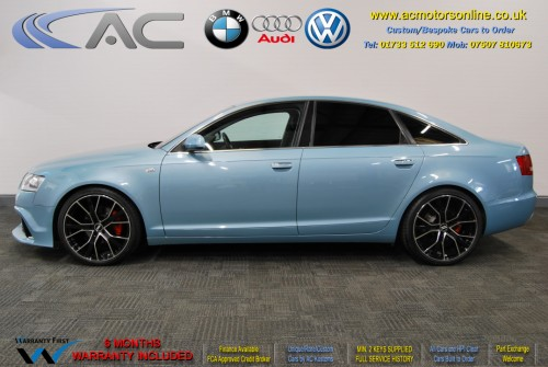 AUDI A6 Saloon (RS/RS6 STYLE) 2.0TDI L.E (2008) - 140BHP - (Image 4)
