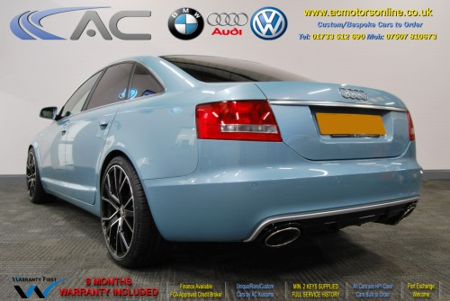 AUDI A6 Saloon (RS/RS6 STYLE) 2.0TDI L.E (2008) - 140BHP - (Image 7)