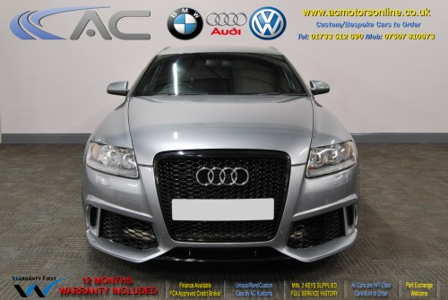 AUDI A6 AVANT (RS/RS6 STYLE) S-Line 2.0TDI (2008) - 140BHP - (Image 2)