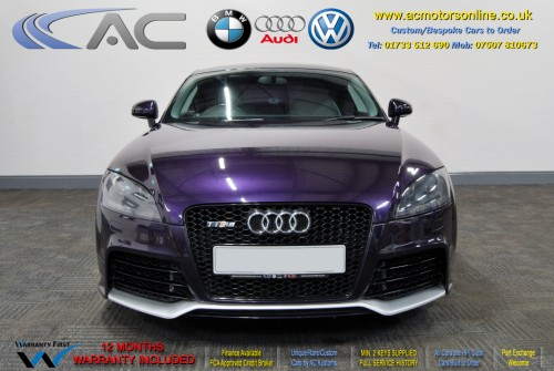 AUDI 2.0 TFSI (TTRS REPLICA) 2DR Coupe (2008) - 200bhp - (Image 2)