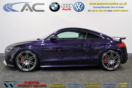 AUDI 2.0 TFSI (TTRS REPLICA) 2DR Coupe (2008) - 200bhp - (Image 4)