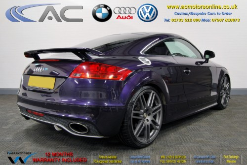 AUDI 2.0 TFSI (TTRS REPLICA) 2DR Coupe (2008) - 200bhp - (Image 5)