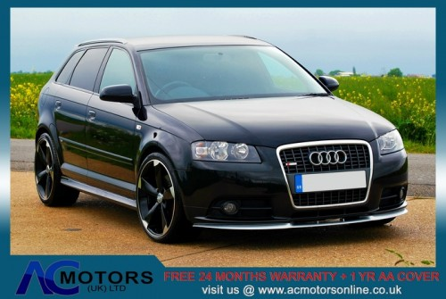 Audi A3 (RS3 REPLICA) - 2.0 TFSI S-Line (2006) - S-Tronic - (Image 1)
