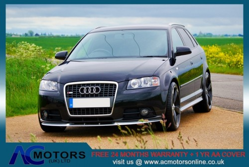 Audi A3 (RS3 REPLICA) - 2.0 TFSI S-Line (2006) - S-Tronic - (Image 2)