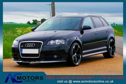 Audi A3 (RS3 REPLICA) - 2.0 TFSI S-Line (2006) - S-Tronic - (Image 3)