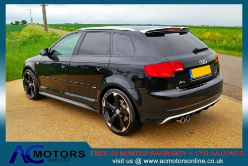 Audi A3 (RS3 REPLICA) - 2.0 TFSI S-Line (2006) - S-Tronic - (Image 5)