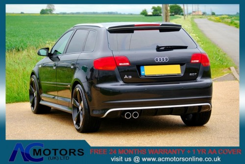Audi A3 (RS3 REPLICA) - 2.0 TFSI S-Line (2006) - S-Tronic - (Image 6)