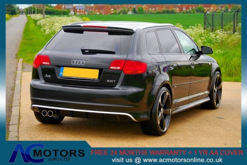 Audi A3 (RS3 REPLICA) - 2.0 TFSI S-Line (2006) - S-Tronic - (Image 7)