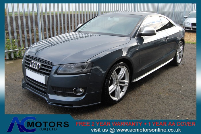 Audi A5 (S5 Replica) 2.0TFSI (2008) - LEATHER
