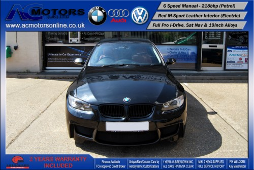 BMW 325I SE (AC AERO KIT) Coupe (2007) - 218bhp - (Image 2)