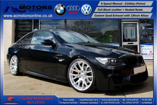 BMW 325I SE (AC AERO KIT) Coupe (2007) - 218bhp - (Image 1)
