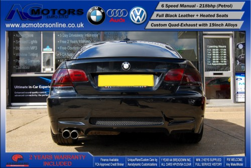 BMW 325I SE (AC AERO KIT) Coupe (2007) - 218bhp - (Image 6)