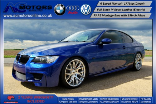 BMW 320D SE (AC AERO KIT) Coupe (2007) - 177bhp - (Image 5)