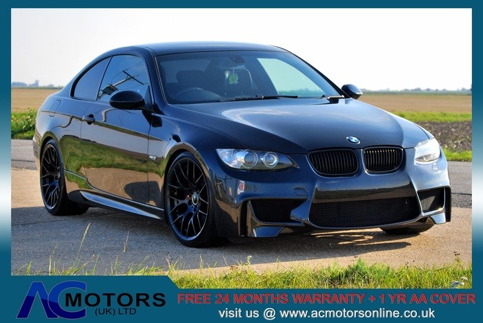 BMW 335I SE (AC AERO KIT) TWIN-TURBO Coupe (2007) - 306bhp