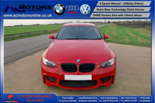 BMW 320I SE (AC AERO KIT) Coupe (2007) - 170bhp - (Image 2)