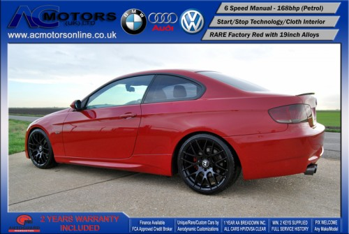BMW 320I SE (AC AERO KIT) Coupe (2007) - 170bhp - (Image 4)