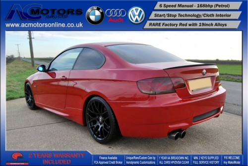 BMW 320I SE (AC AERO KIT) Coupe (2007) - 170bhp - (Image 5)
