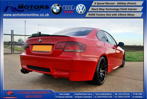 BMW 320I SE (AC AERO KIT) Coupe (2007) - 170bhp - (Image 7)