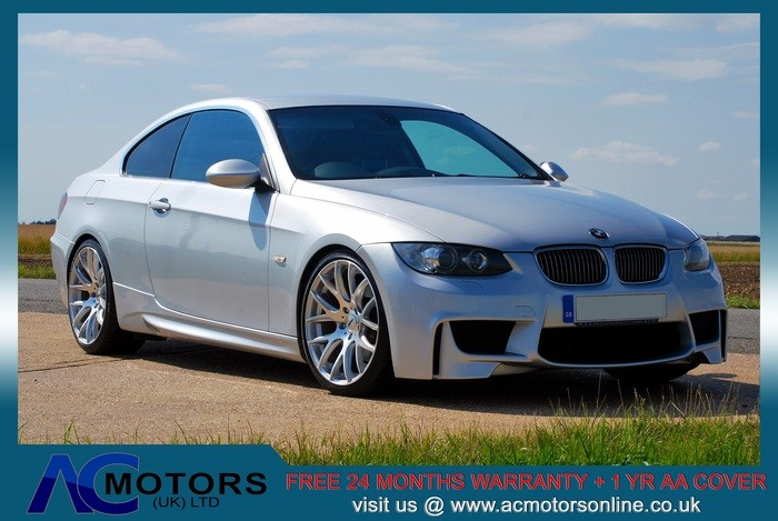 BMW 325I SE (AC AERO KIT) Coupe (2006) - 218bhp