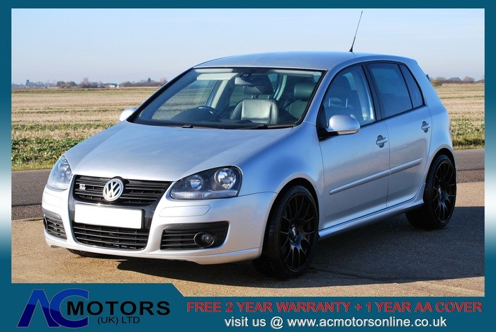 VW Golf (R32 REPLICA) GT Sport TDI (2008) - DSG 170bhp
